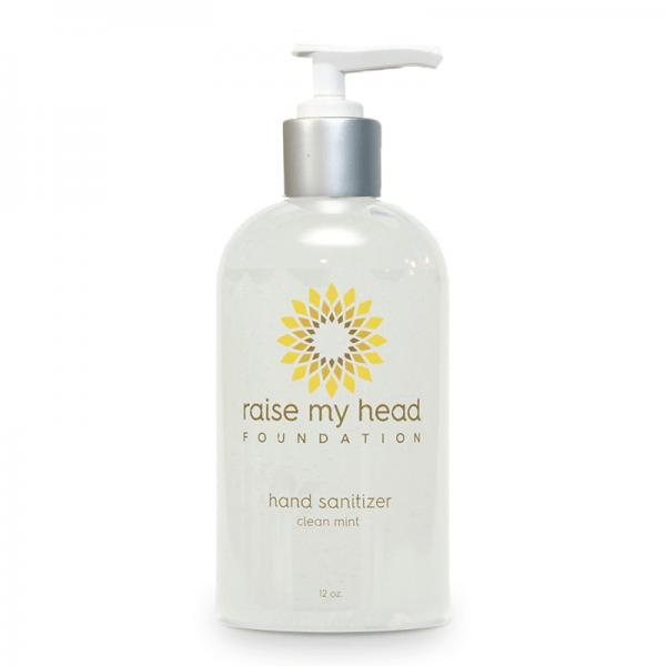 RMH - Hand Sanitizer - Pump - Clean Mint