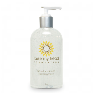 RMH - Hand Sanitizer - Pump - Essential Sunflower