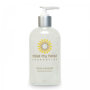 RMH - Hand Sanitizer - Pump - Sparkling Sunflower
