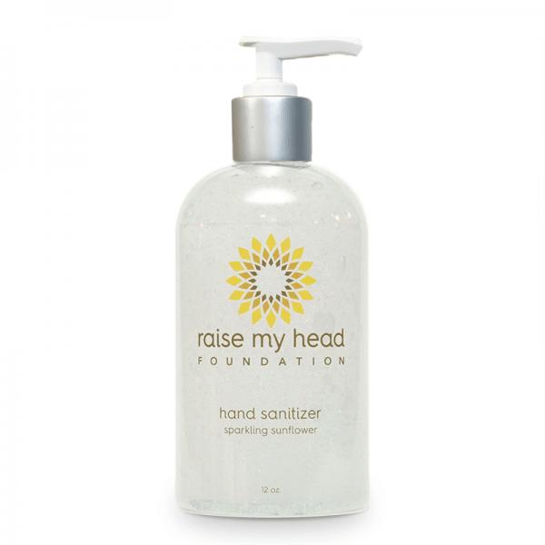 RMH - Hand Sanitizer - Pump - Sparkling Sunflower