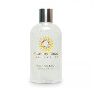 sparkling sunflower hand sanitizer 12 oz