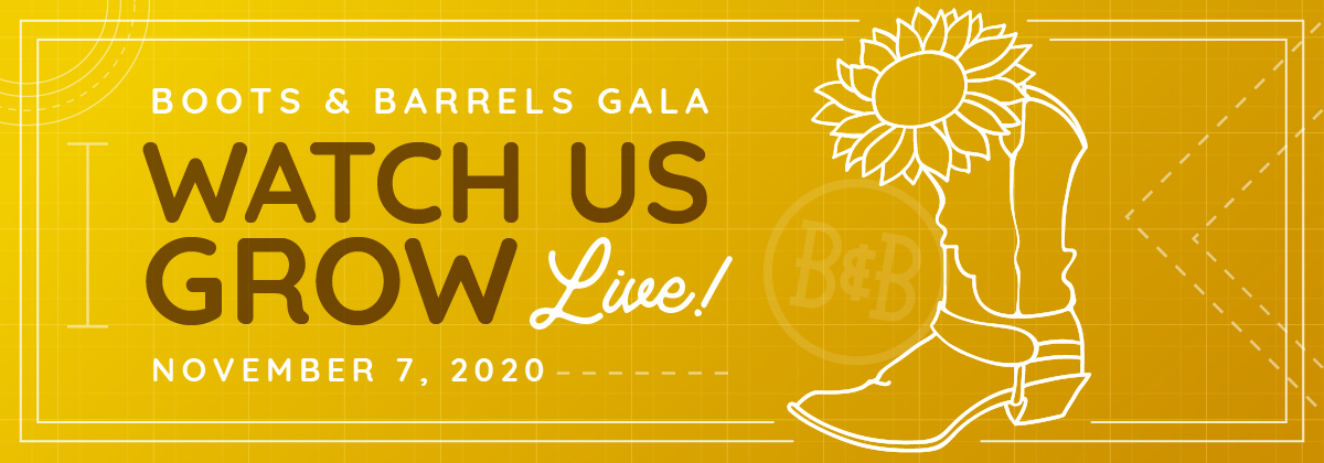 Boots & Barrels: Watch Us Grow LIVE 2020